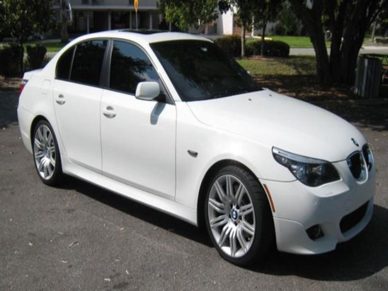 2010 bmw 5 series for sale by owner in century fl 32535. Black Bedroom Furniture Sets. Home Design Ideas