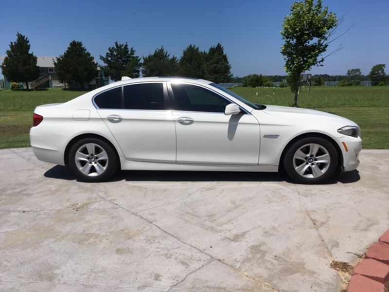 2011 bmw 5 series for sale by owner in painter va 23420. Black Bedroom Furniture Sets. Home Design Ideas