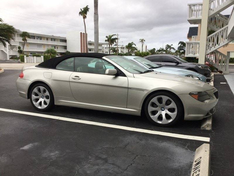 2005 bmw 6 series for sale by owner in north palm beach. Cars Review. Best American Auto & Cars Review