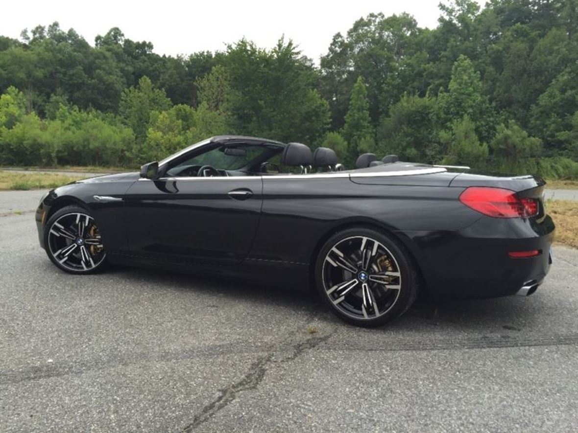 2012 bmw 6 series for sale by owner in stanfield nc 28163. Black Bedroom Furniture Sets. Home Design Ideas