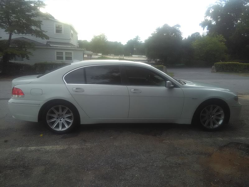 2003 bmw 7 series for sale by owner in columbia sc 29250. Black Bedroom Furniture Sets. Home Design Ideas