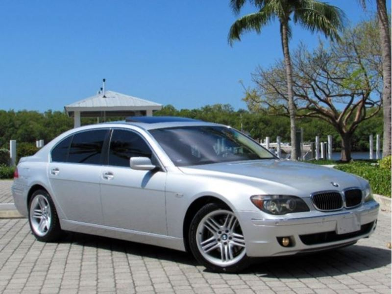 used 2006 bmw 7 series private car sale in las vegas nv 89158. Black Bedroom Furniture Sets. Home Design Ideas