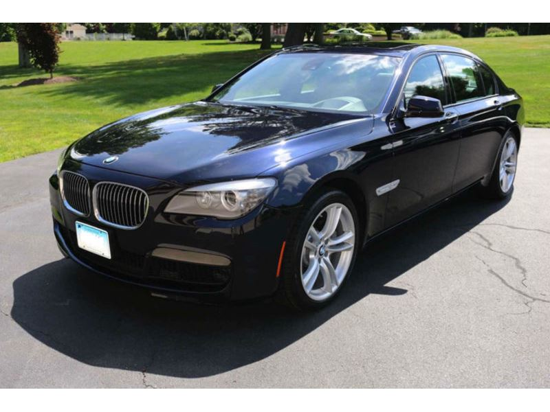 2012 bmw 7 series for sale by owner in old saybrook ct 06475. Black Bedroom Furniture Sets. Home Design Ideas