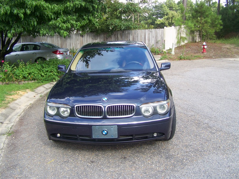 2003 bmw 745li for sale by owner in columbia sc 29250. Black Bedroom Furniture Sets. Home Design Ideas