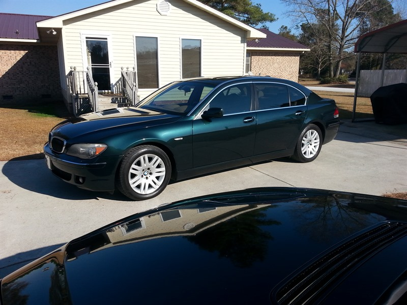 2006 bmw 750li for sale by private owner in bladenboro nc 28320. Black Bedroom Furniture Sets. Home Design Ideas