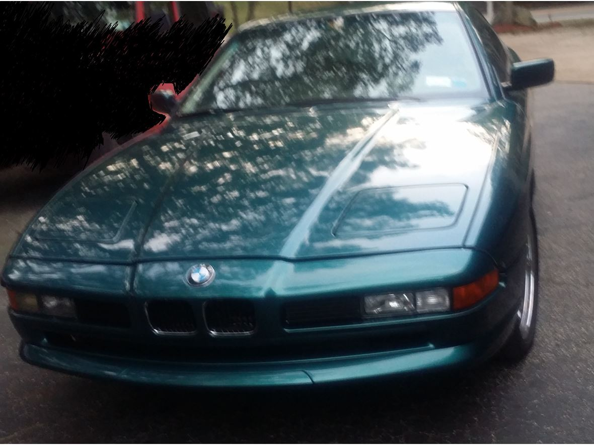 1993 BMW 850ci for sale by owner in Miller Place