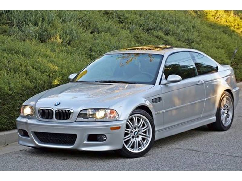2003 bmw m3 for sale by owner in chula vista ca 91921. Black Bedroom Furniture Sets. Home Design Ideas