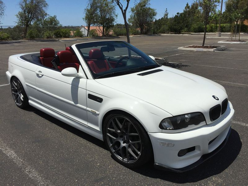2005 bmw m3 for sale by owner in chula vista ca 91911. Black Bedroom Furniture Sets. Home Design Ideas
