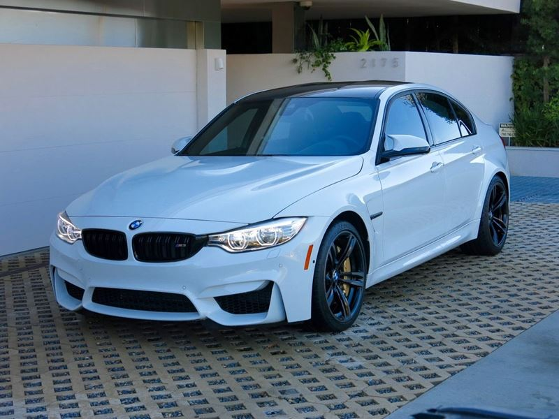 2015 bmw m3 for sale by owner in san diego ca 92199. Black Bedroom Furniture Sets. Home Design Ideas