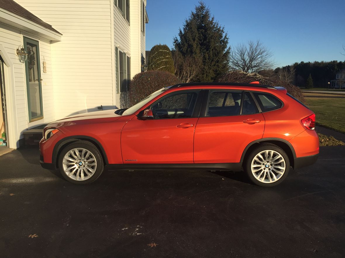 2013 bmw x1 for sale by owner in scarborough me 04074. Black Bedroom Furniture Sets. Home Design Ideas