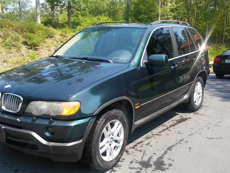 2000 bmw x5 for sale by private owner in saylorsburg pa 18353. Black Bedroom Furniture Sets. Home Design Ideas