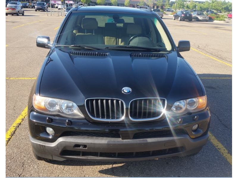 2004 bmw x5 for sale by owner in west bloomfield mi 48324. Black Bedroom Furniture Sets. Home Design Ideas