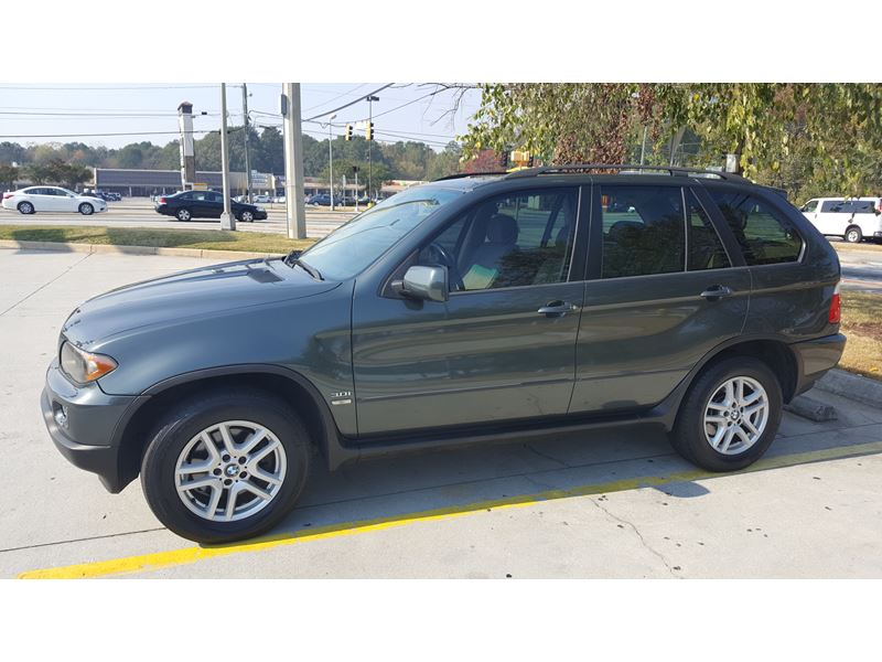2006 bmw x5 for sale by private owner in peachtree corners ga 30092. Black Bedroom Furniture Sets. Home Design Ideas