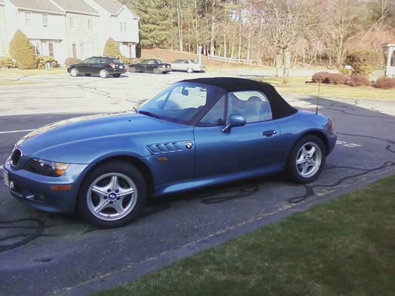 1997 Bmw Z3 For Sale By Owner In Groton Ma 01471