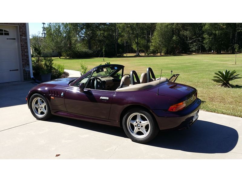 1998 Bmw Z3 For Sale By Owner In Amite La 70422