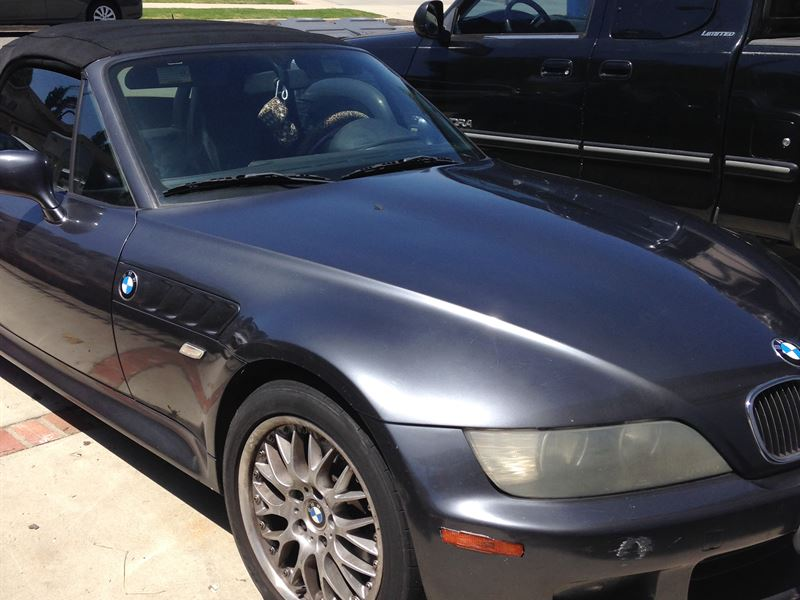 2001 Bmw Z3 Private Car Sale In Lakewood Ca 90714