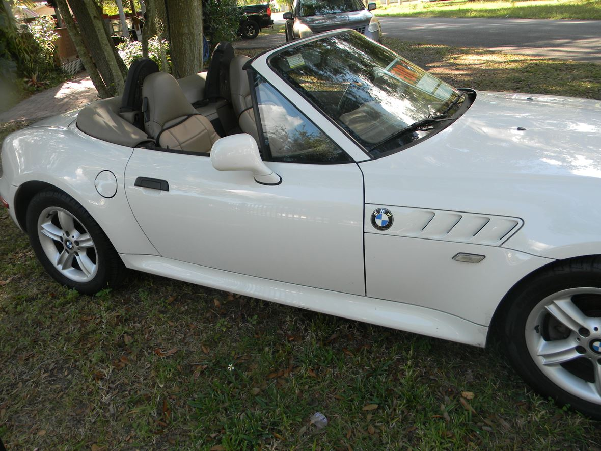 2001 BMW Z3 for sale by owner in Zephyrhills