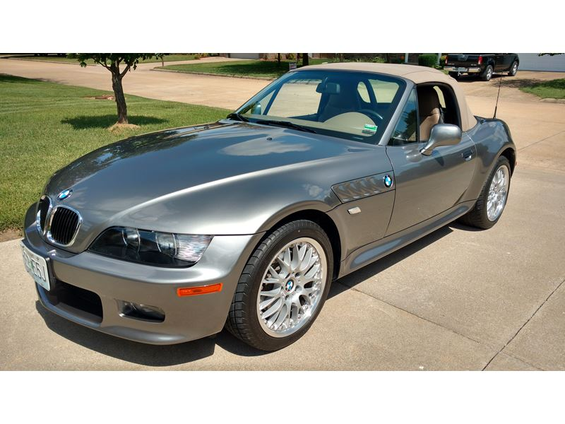 used 2002 bmw z3 private car sale in bolivar mo 65613. Black Bedroom Furniture Sets. Home Design Ideas