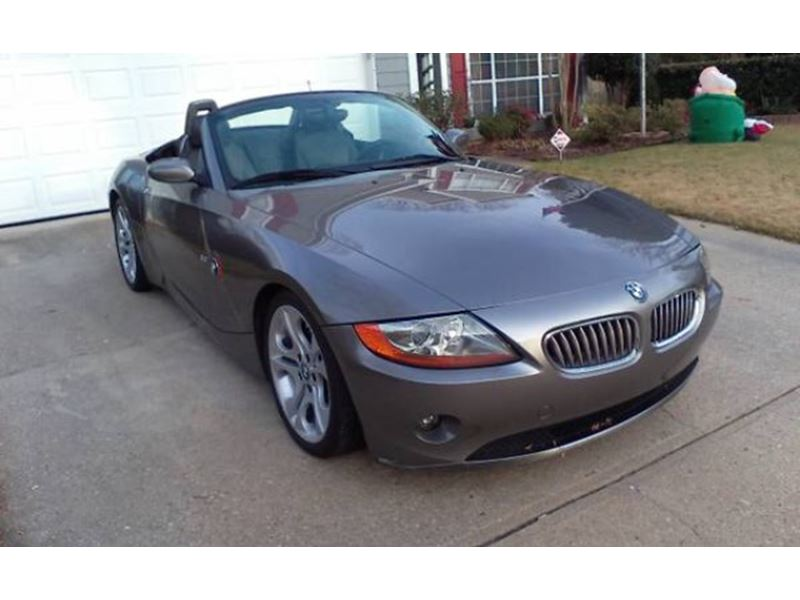 2003 bmw z4 private car sale in jasper ga 30143. Black Bedroom Furniture Sets. Home Design Ideas