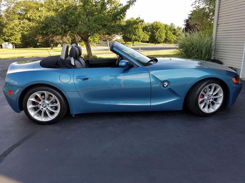 2003 Bmw Z4 For Sale By Owner In Flemington Nj 08822
