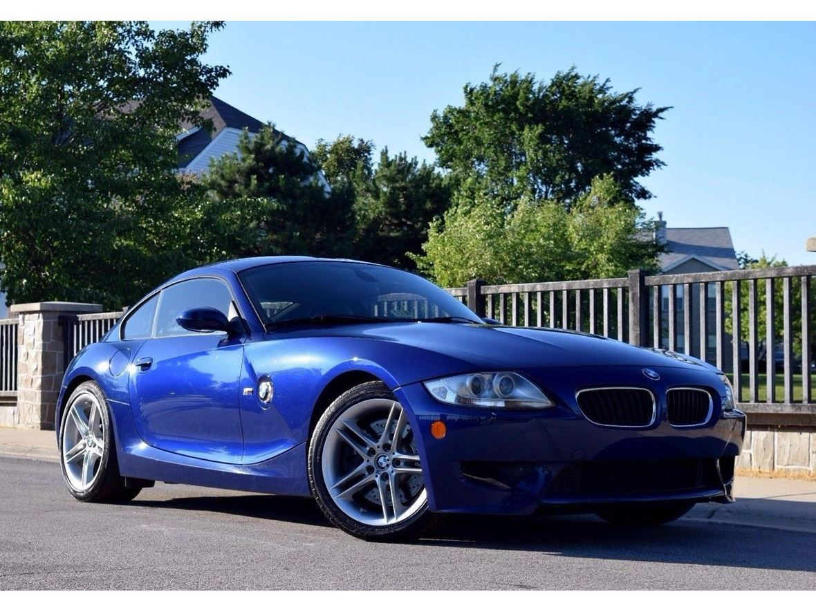 Used BMW Z M For Sale By Owner In Alhambra CA - 2007 bmw z4 m