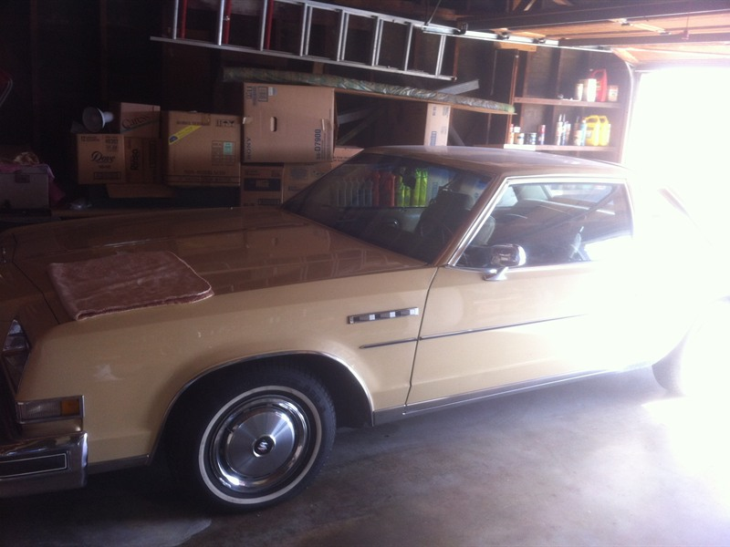 1977 Buick LESABRE for sale by owner in BUENA PARK