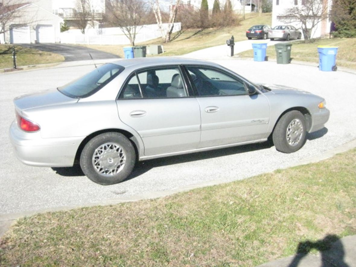 2001 buick century for sale by owner in york pa 17415. Black Bedroom Furniture Sets. Home Design Ideas