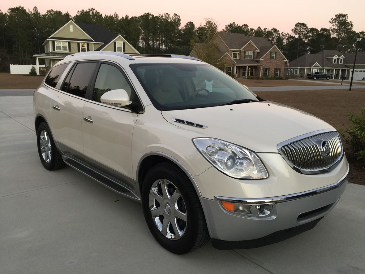 used 2009 buick enclave for sale by owner in guyton ga 31312. Black Bedroom Furniture Sets. Home Design Ideas