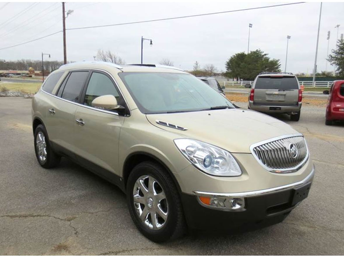 used 2010 buick enclave for sale by owner in phoenix az 85005. Black Bedroom Furniture Sets. Home Design Ideas