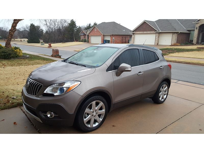 2014 buick encore for sale by owner in edmond ok 73083. Black Bedroom Furniture Sets. Home Design Ideas