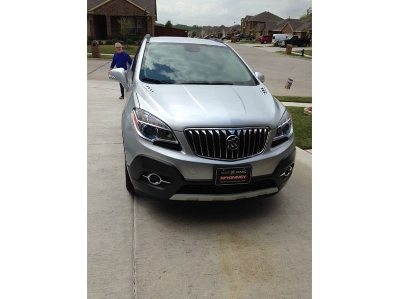 2016 buick encore sport touring sale by owner in lavon tx 75166. Black Bedroom Furniture Sets. Home Design Ideas