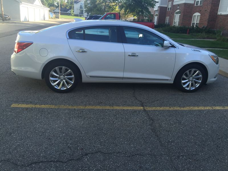 used 2015 buick lacrosse for sale by owner in lansing mi 48956. Cars Review. Best American Auto & Cars Review