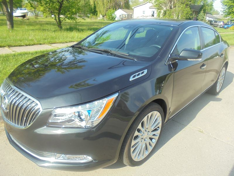 2014 buick lacrosse touring for sale by owner in westland mi 48186. Black Bedroom Furniture Sets. Home Design Ideas