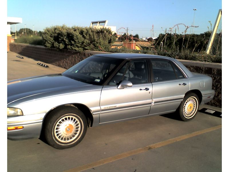 1997 buick lesabre for sale by owner in dallas tx 75398. Black Bedroom Furniture Sets. Home Design Ideas