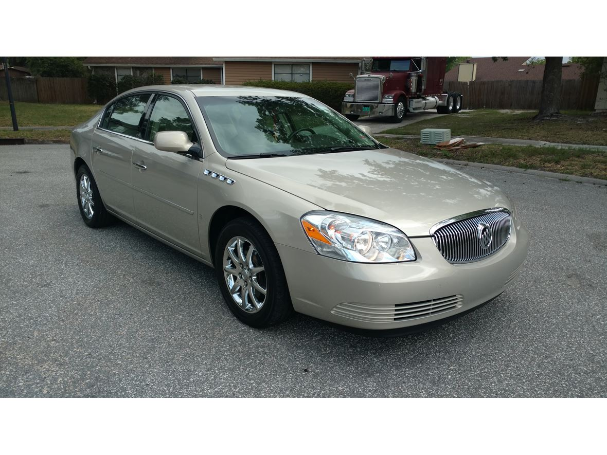 2007 buick lucerne for sale by owner in jacksonville fl 32277. Black Bedroom Furniture Sets. Home Design Ideas