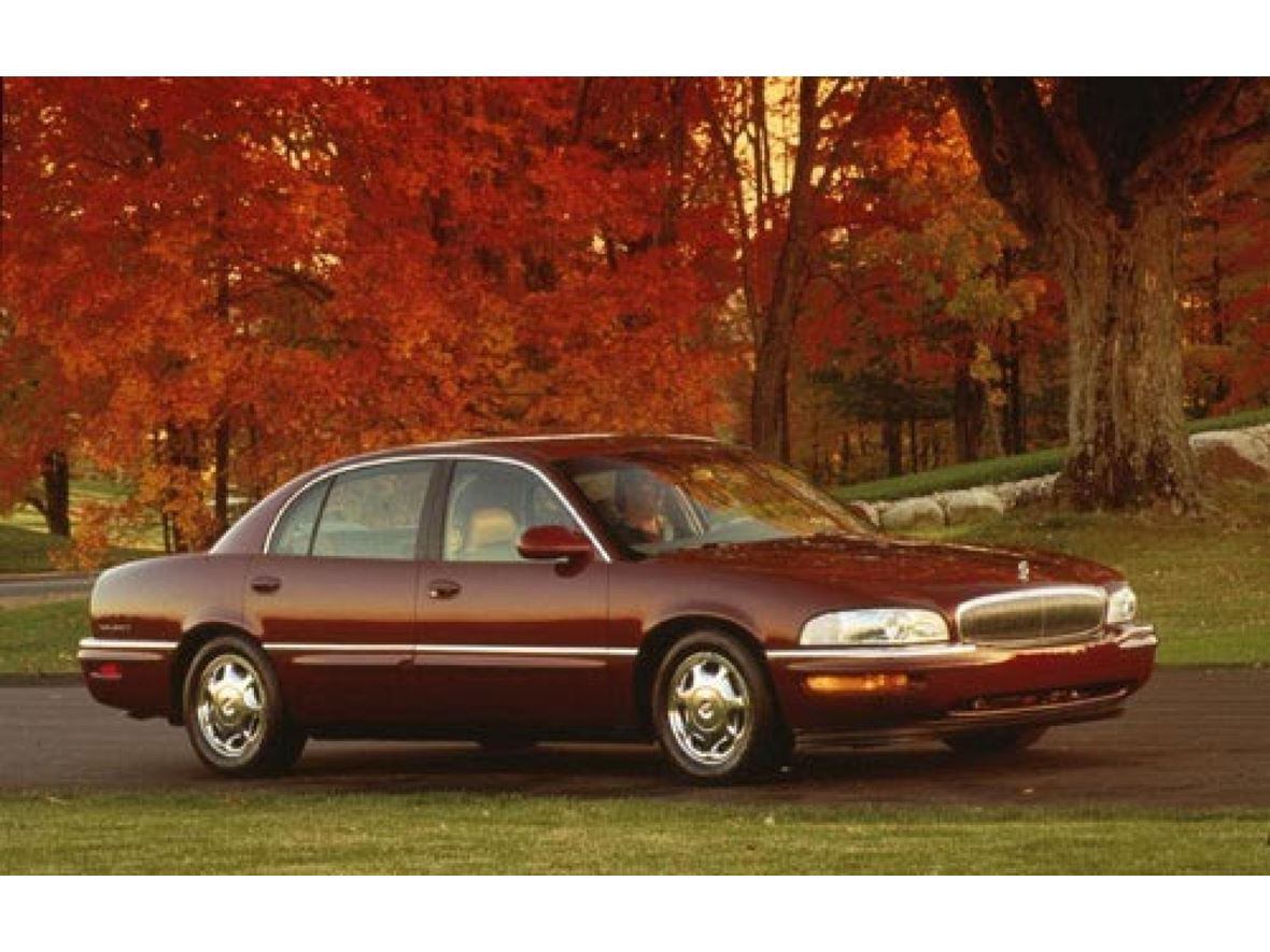 2001 Buick Park Avenue for sale by owner in Indianapolis