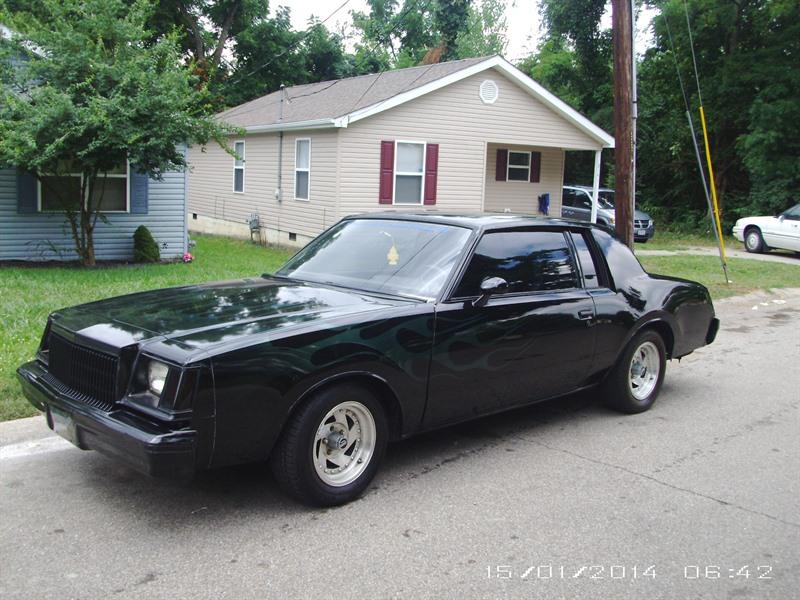 1979 buick regal classic car cincinnati oh 45224. Black Bedroom Furniture Sets. Home Design Ideas