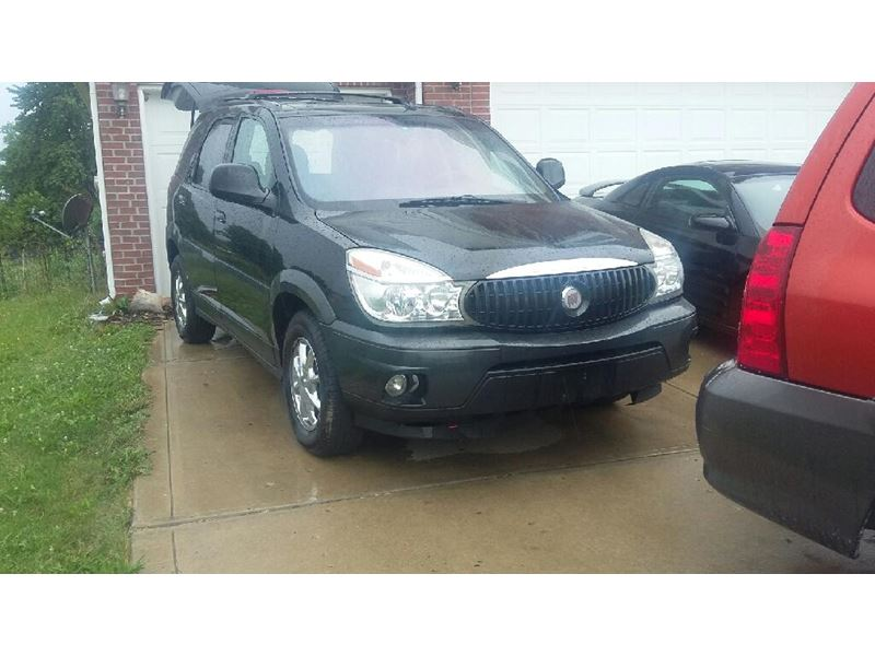 2004 buick rendezvous for sale by owner in greenwood in 46143. Black Bedroom Furniture Sets. Home Design Ideas