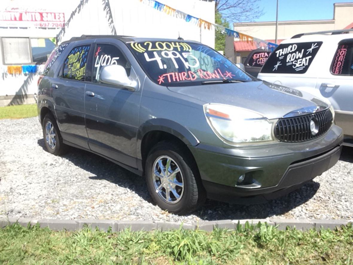 2004 buick rendezvous for sale by owner in conway ar 72034. Black Bedroom Furniture Sets. Home Design Ideas