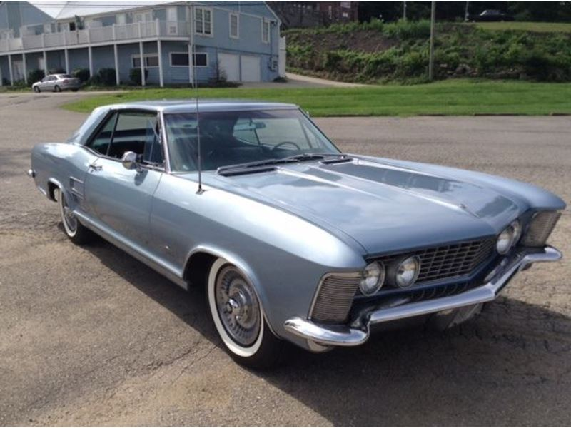 1963 Buick Riviera Classic Car Sale By Owner In Virgie
