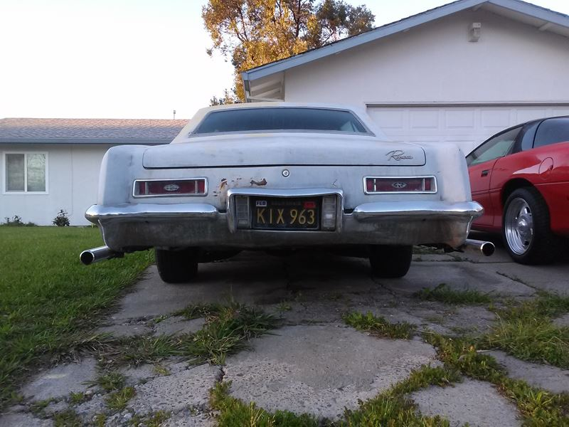 1964 Buick Riviera - Classic Car by Owner in Sacramento, CA 95865