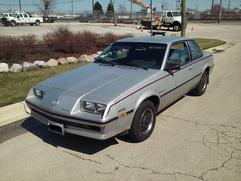John Miles Buick >> 1984 Buick Skyhawk - Classic Car - Chicago, IL 60701