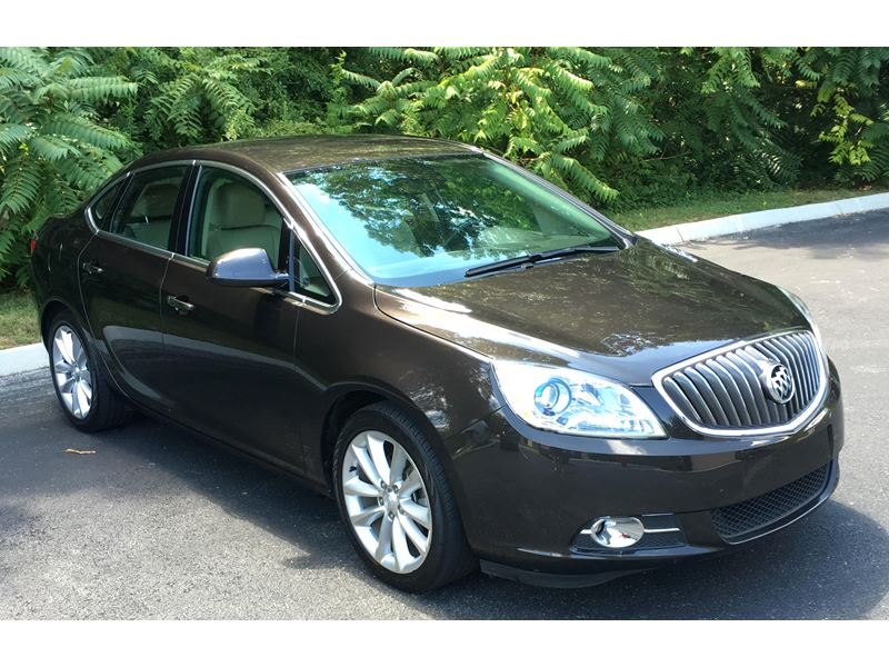 2014 buick verano for sale by owner in knoxville tn 37998. Black Bedroom Furniture Sets. Home Design Ideas