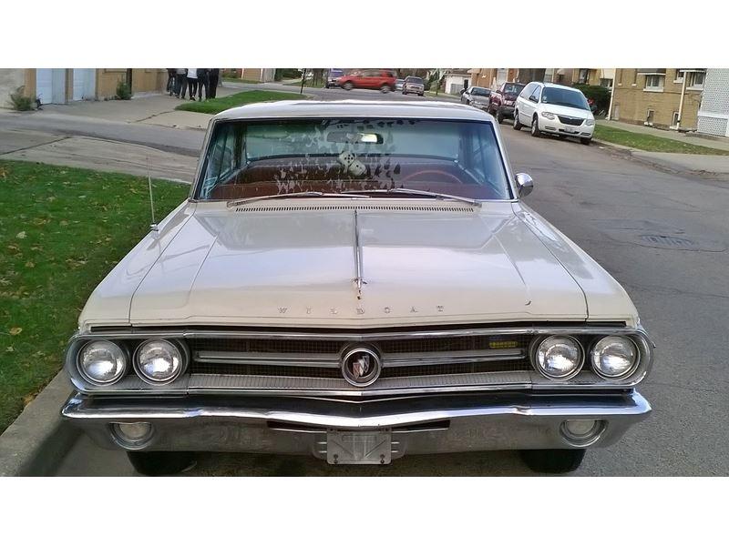 1963 Buick Wildcat Antique Car Chicago IL