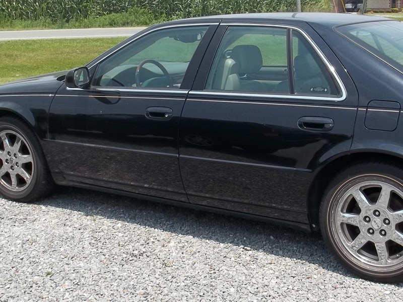 2002 cadillac sts for sale by owner in wallace nc 28466. Black Bedroom Furniture Sets. Home Design Ideas