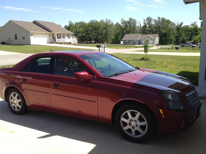 2005 cadillac cts for sale by owner in poplar bluff mo 63901. Black Bedroom Furniture Sets. Home Design Ideas