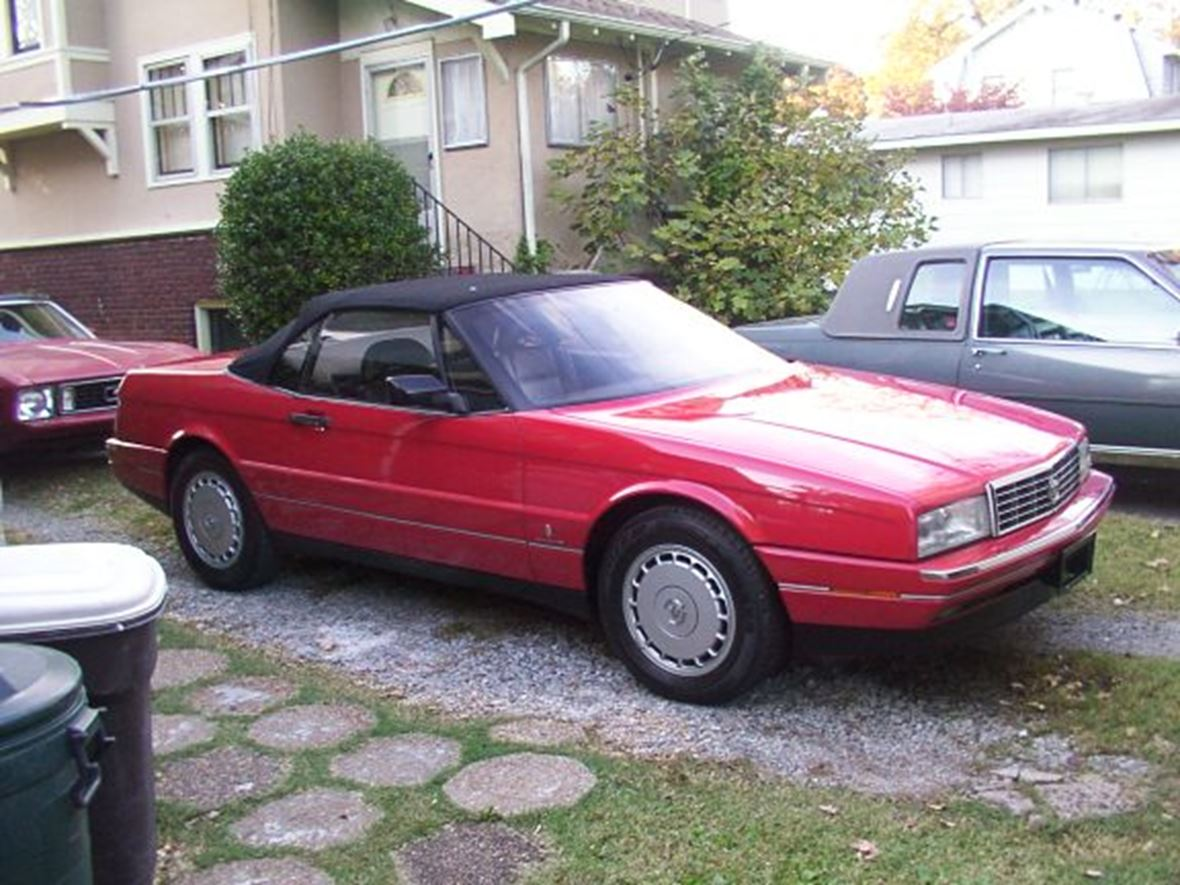 1991 cadillac allante for sale by owner in chattanooga