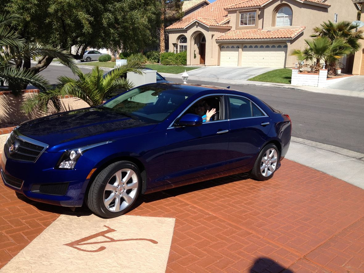 2014 Cadillac ATS for sale by owner in Henderson