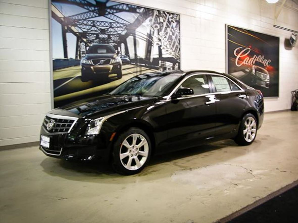 2014 Cadillac ATS for sale by owner in Malden