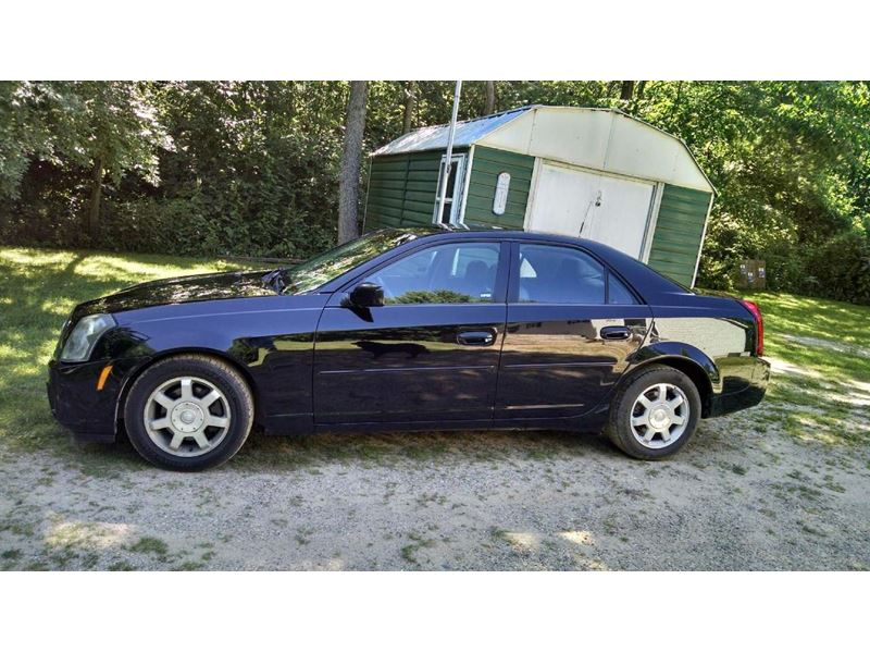 2003 cadillac cts for sale by owner in shelbyville mi 49344. Black Bedroom Furniture Sets. Home Design Ideas